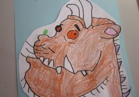 Our Gruffalo Drawings
