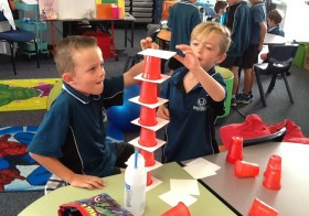How tall can we build the Cat in the Hat's hat?